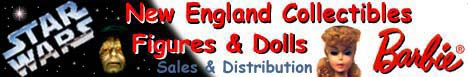 New England Collectible Figures & Dolls